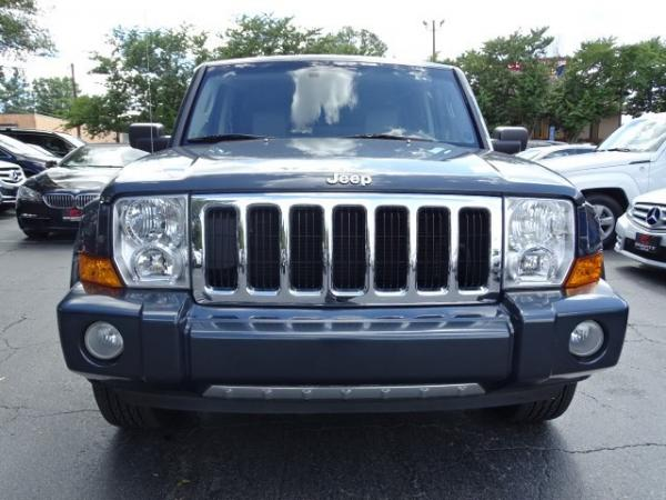 Used 2007 Jeep Commander Limited for sale Sold at Gravity Autos in Roswell GA 30076 2