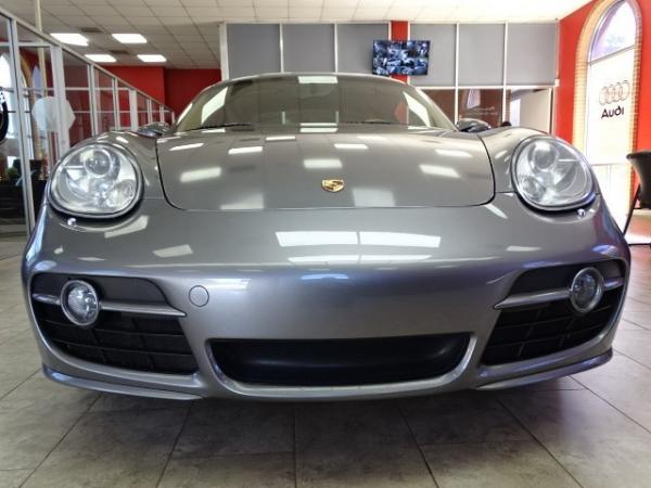 Used 2007 Porsche Cayman S for sale Sold at Gravity Autos in Roswell GA 30076 2