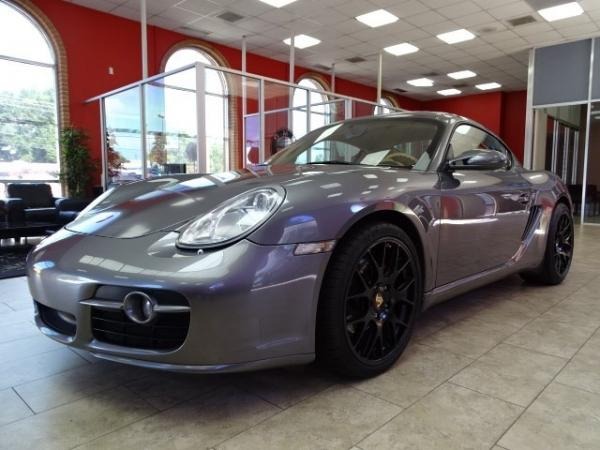 Used 2007 Porsche Cayman S for sale Sold at Gravity Autos in Roswell GA 30076 3
