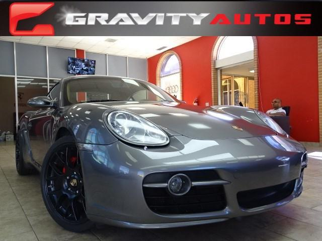 Used 2007 Porsche Cayman S for sale Sold at Gravity Autos in Roswell GA 30076 1