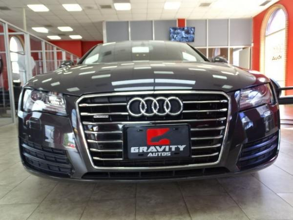 Used 2014 Audi A7 3.0 TDI Premium Plus for sale Sold at Gravity Autos in Roswell GA 30076 2