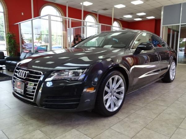 Used 2014 Audi A7 3.0 TDI Premium Plus for sale Sold at Gravity Autos in Roswell GA 30076 3