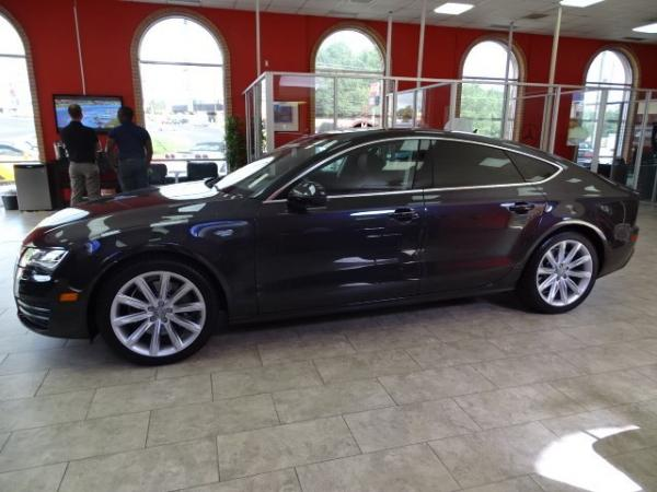 Used 2014 Audi A7 3.0 TDI Premium Plus for sale Sold at Gravity Autos in Roswell GA 30076 4