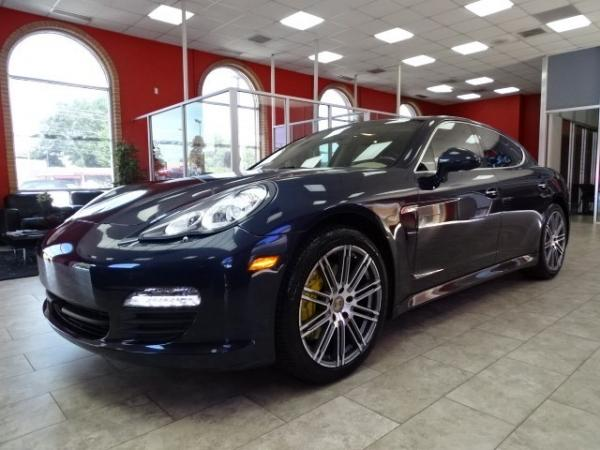 Used 2013 Porsche Panamera S for sale Sold at Gravity Autos in Roswell GA 30076 3
