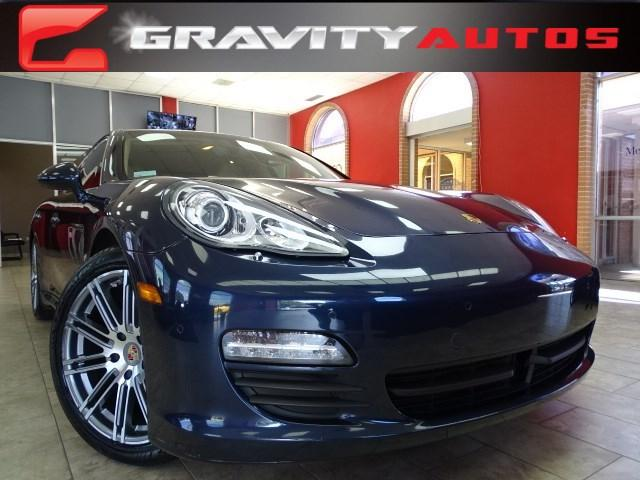 Used 2013 Porsche Panamera S for sale Sold at Gravity Autos in Roswell GA 30076 1