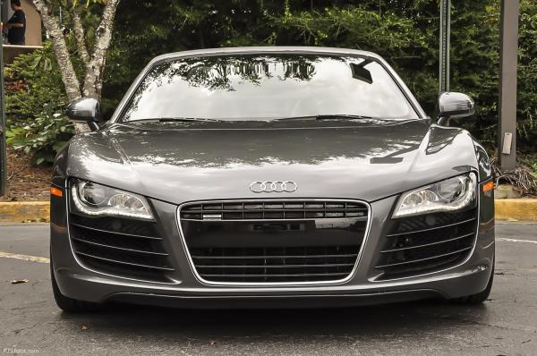Used 2011 Audi R8 R8 4.2L for sale Sold at Gravity Autos in Roswell GA 30076 3