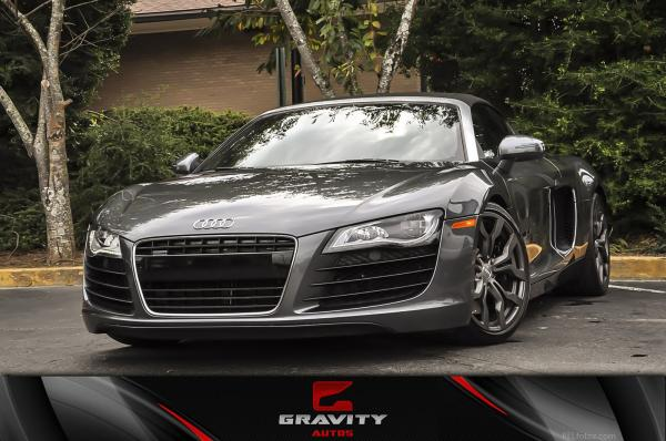 Used 2011 Audi R8 R8 4.2L for sale Sold at Gravity Autos in Roswell GA 30076 1