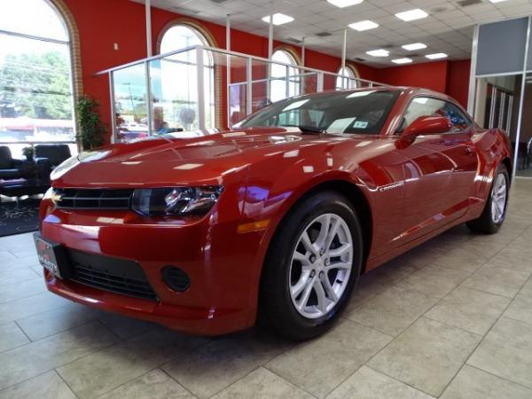 Used 2014 Chevrolet Camaro LS for sale Sold at Gravity Autos in Roswell GA 30076 3