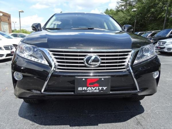 Used 2015 Lexus RX 350 for sale Sold at Gravity Autos in Roswell GA 30076 2