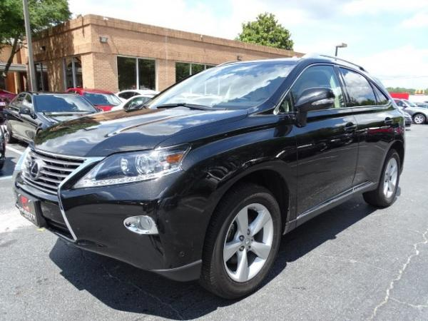 Used 2015 Lexus RX 350 for sale Sold at Gravity Autos in Roswell GA 30076 3