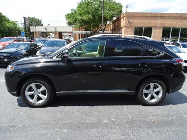 Used 2015 Lexus RX 350 for sale Sold at Gravity Autos in Roswell GA 30076 4