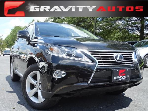 Used 2015 Lexus RX 350 for sale Sold at Gravity Autos in Roswell GA 30076 1