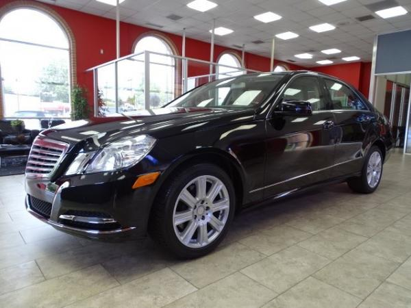 Used 2013 Mercedes-Benz E-Class E350 Luxury for sale Sold at Gravity Autos in Roswell GA 30076 3