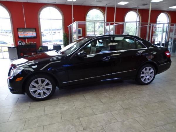 Used 2013 Mercedes-Benz E-Class E350 Luxury for sale Sold at Gravity Autos in Roswell GA 30076 4