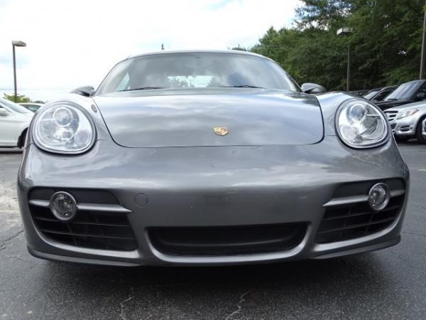 Used 2007 Porsche Cayman for sale Sold at Gravity Autos in Roswell GA 30076 2