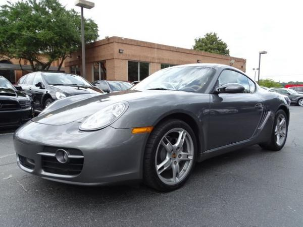 Used 2007 Porsche Cayman for sale Sold at Gravity Autos in Roswell GA 30076 3