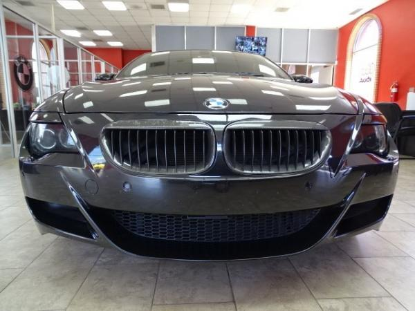 Used 2007 BMW 6 Series M6 for sale Sold at Gravity Autos in Roswell GA 30076 2