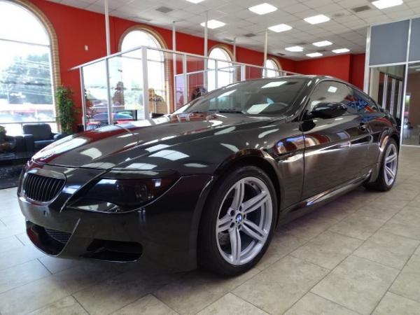 Used 2007 BMW 6 Series M6 for sale Sold at Gravity Autos in Roswell GA 30076 3