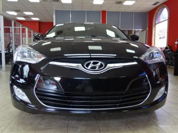 Used 2012 Hyundai Veloster w/Red Int for sale Sold at Gravity Autos in Roswell GA 30076 2