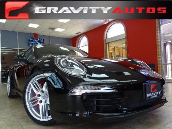 Used 2012 Porsche 911 S for sale Sold at Gravity Autos in Roswell GA 30076 1