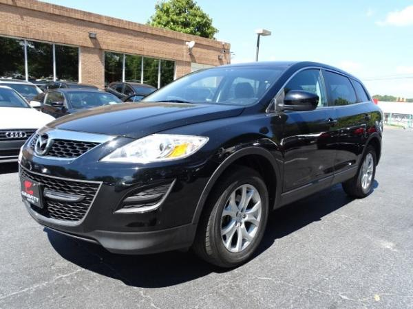Used 2011 Mazda CX-9 Sport for sale Sold at Gravity Autos in Roswell GA 30076 3