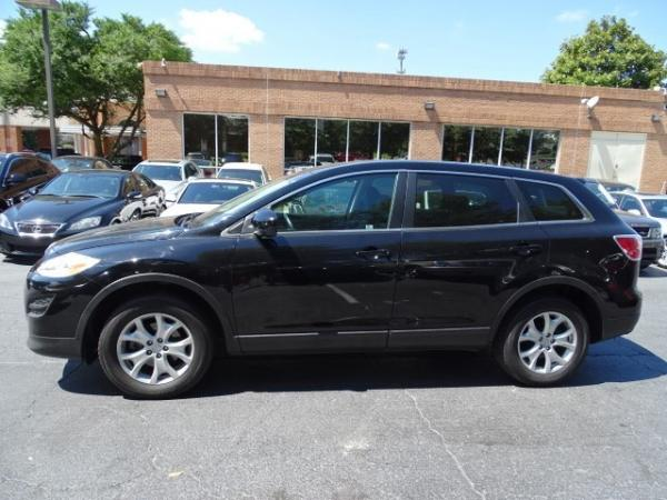 Used 2011 Mazda CX-9 Sport for sale Sold at Gravity Autos in Roswell GA 30076 4