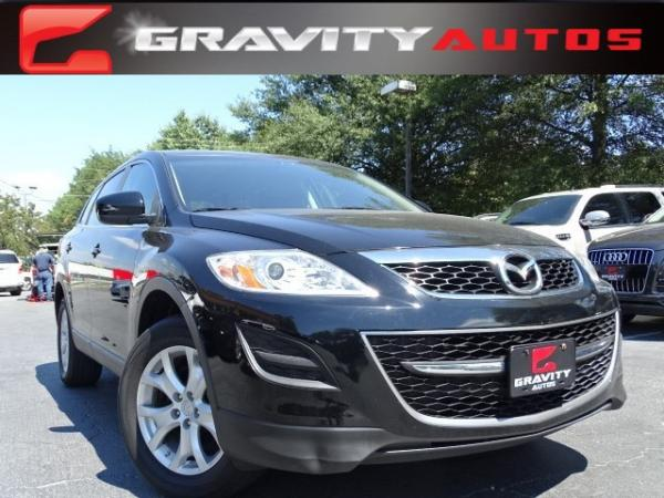 Used 2011 Mazda CX-9 Sport for sale Sold at Gravity Autos in Roswell GA 30076 1