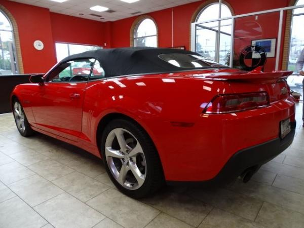 Used 2014 Chevrolet Camaro LT for sale Sold at Gravity Autos in Roswell GA 30076 4