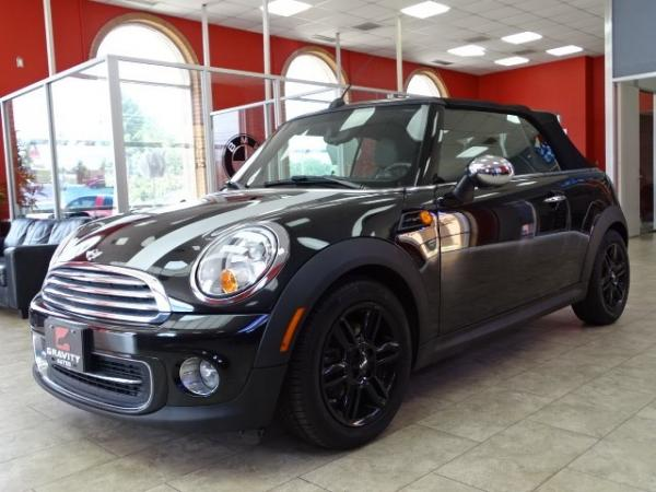 Used 2014 MINI Cooper Convertible for sale Sold at Gravity Autos in Roswell GA 30076 3