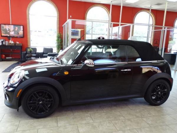 Used 2014 MINI Cooper Convertible for sale Sold at Gravity Autos in Roswell GA 30076 4