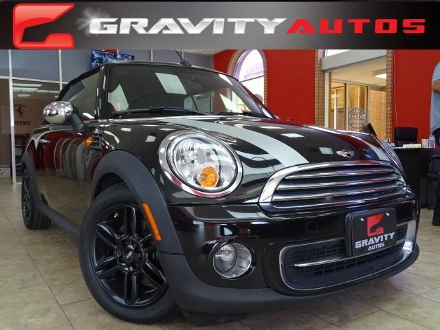Used 2014 MINI Cooper Convertible for sale Sold at Gravity Autos in Roswell GA 30076 1
