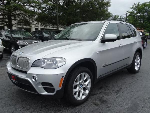 Used 2013 BMW X5 xDrive35i Premium for sale Sold at Gravity Autos in Roswell GA 30076 3