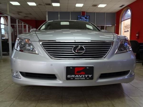 Used 2009 Lexus LS 460 for sale Sold at Gravity Autos in Roswell GA 30076 2