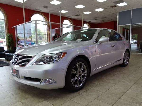 Used 2009 Lexus LS 460 for sale Sold at Gravity Autos in Roswell GA 30076 3