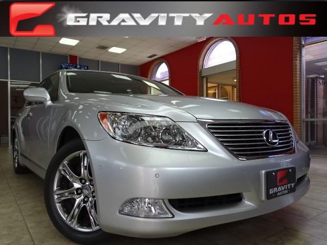 Used 2009 Lexus LS 460 for sale Sold at Gravity Autos in Roswell GA 30076 1
