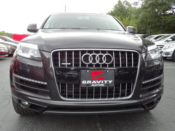 Used 2014 Audi Q7 3.0T Premium Plus for sale Sold at Gravity Autos in Roswell GA 30076 2