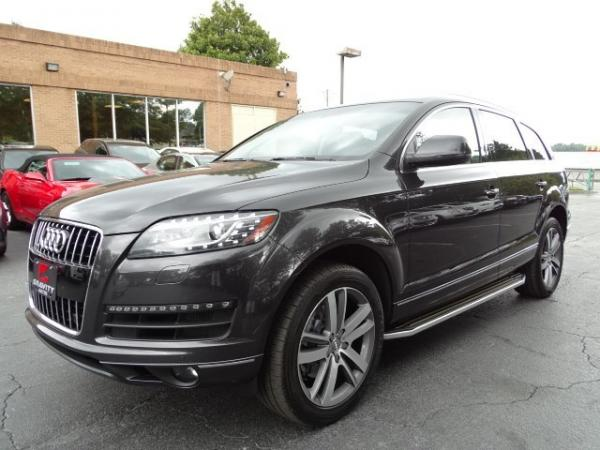 Used 2014 Audi Q7 3.0T Premium Plus for sale Sold at Gravity Autos in Roswell GA 30076 3