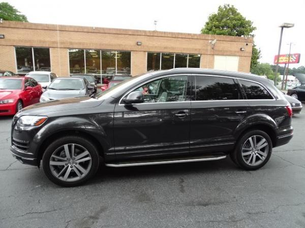 Used 2014 Audi Q7 3.0T Premium Plus for sale Sold at Gravity Autos in Roswell GA 30076 4