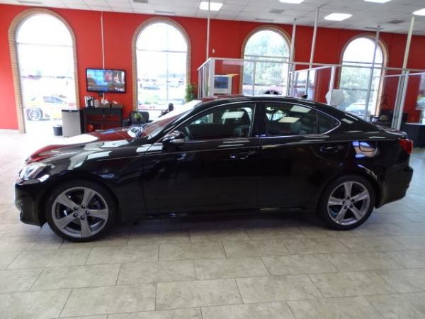 Used 2011 Lexus IS 250 for sale Sold at Gravity Autos in Roswell GA 30076 4