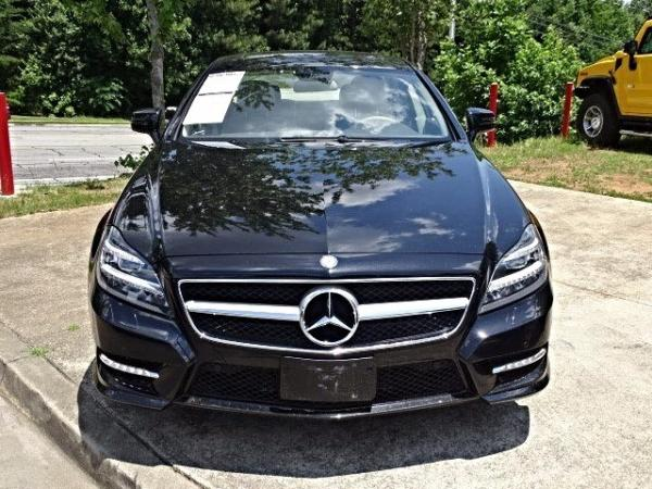 Used 2013 Mercedes-Benz CLS-Class CLS550 for sale Sold at Gravity Autos in Roswell GA 30076 2
