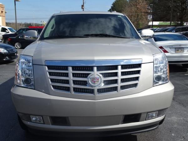 Used 2009 Cadillac Escalade ESV for sale Sold at Gravity Autos in Roswell GA 30076 2