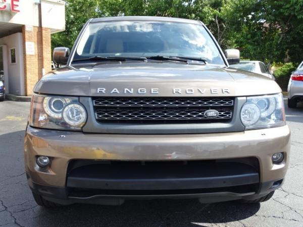 Used 2011 Land Rover Range Rover Sport HSE for sale Sold at Gravity Autos in Roswell GA 30076 2