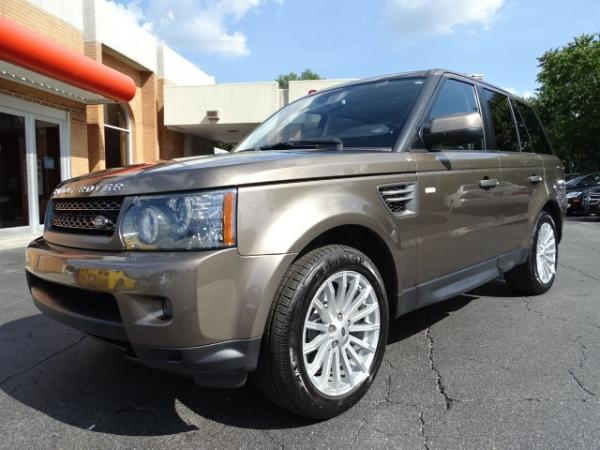 Used 2011 Land Rover Range Rover Sport HSE for sale Sold at Gravity Autos in Roswell GA 30076 3
