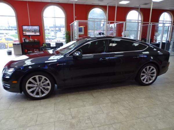 Used 2013 Audi A7 3.0 Premium Plus for sale Sold at Gravity Autos in Roswell GA 30076 4