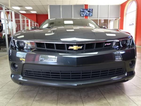 Used 2014 Chevrolet Camaro LT for sale Sold at Gravity Autos in Roswell GA 30076 2