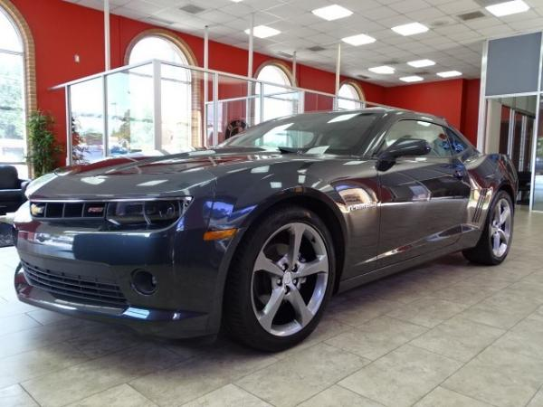 Used 2014 Chevrolet Camaro LT for sale Sold at Gravity Autos in Roswell GA 30076 3