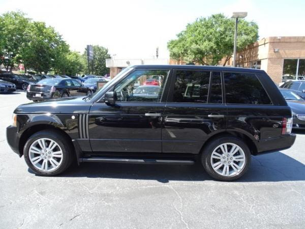 Used 2010 Land Rover Range Rover HSE LUX for sale Sold at Gravity Autos in Roswell GA 30076 4