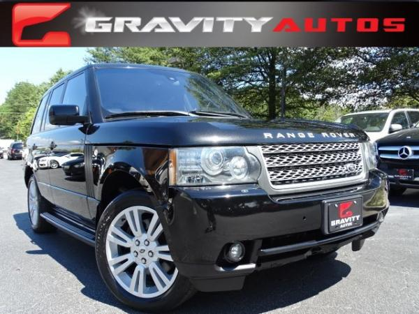 Used 2010 Land Rover Range Rover HSE LUX for sale Sold at Gravity Autos in Roswell GA 30076 1