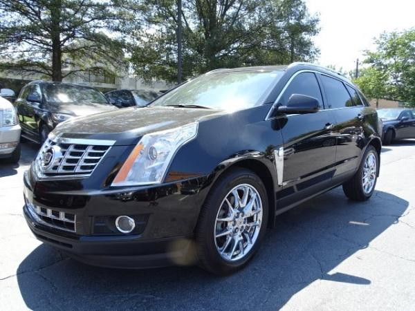 Used 2014 Cadillac SRX Premium Collection for sale Sold at Gravity Autos in Roswell GA 30076 3