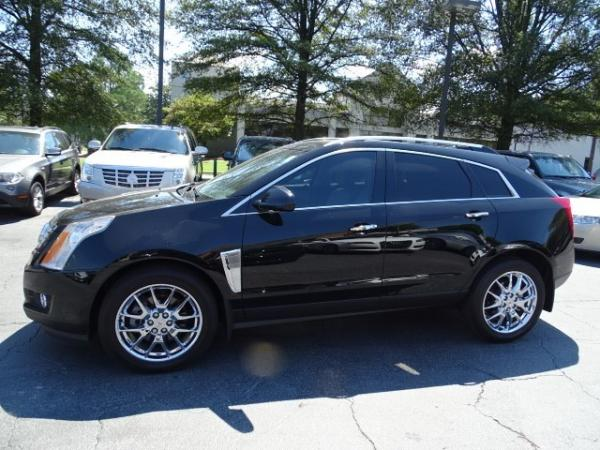 Used 2014 Cadillac SRX Premium Collection for sale Sold at Gravity Autos in Roswell GA 30076 4